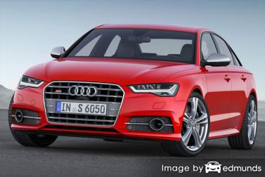 Insurance rates Audi S6 in Cincinnati