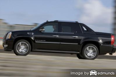 Insurance for Cadillac Escalade EXT