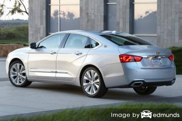 Discount Chevy Impala insurance