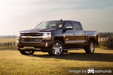 Insurance for Chevy Silverado