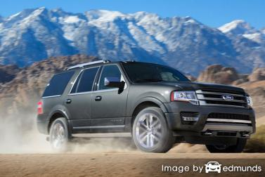 Insurance rates Ford Expedition in Cincinnati