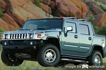 Insurance quote for Hummer H2 SUT in Cincinnati