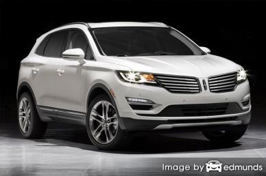 Insurance rates Lincoln MKC in Cincinnati