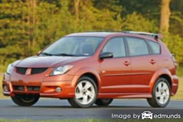 Insurance for Pontiac Vibe