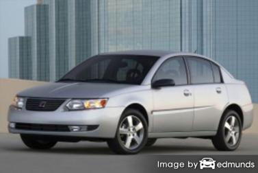 Insurance rates Saturn Ion in Cincinnati