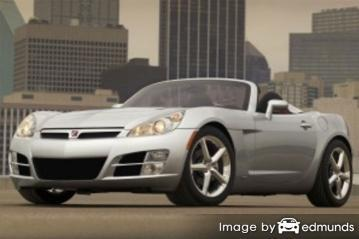 Insurance rates Saturn Sky in Cincinnati