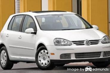 Insurance quote for Volkswagen Rabbit in Cincinnati