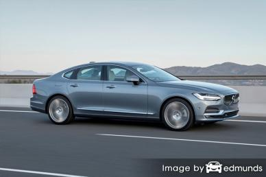 Insurance rates Volvo S90 in Cincinnati